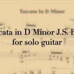 Toccata in D Minor