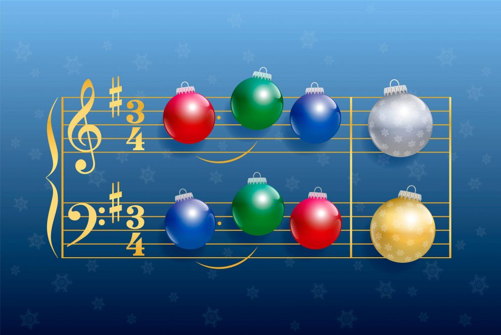 Holiday Music on FlintMerylMusic.com