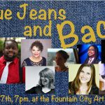 Blue Jeans and Bach Concert